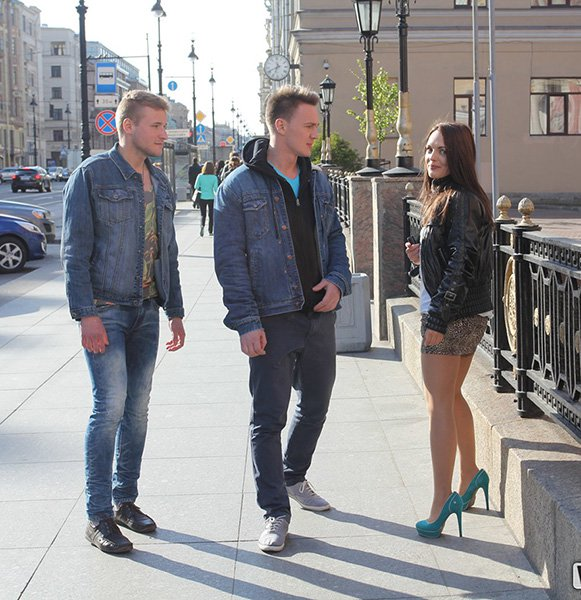 WTFPass: Dominika, Igor, Egor - Super Hot Public Porn Video With a Cheating Wife 720p