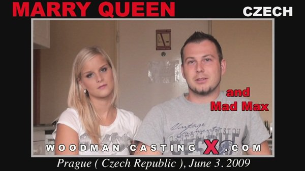 WoodmanCastingX: Marry Queen - Girl Casting With Boyfriend 720p