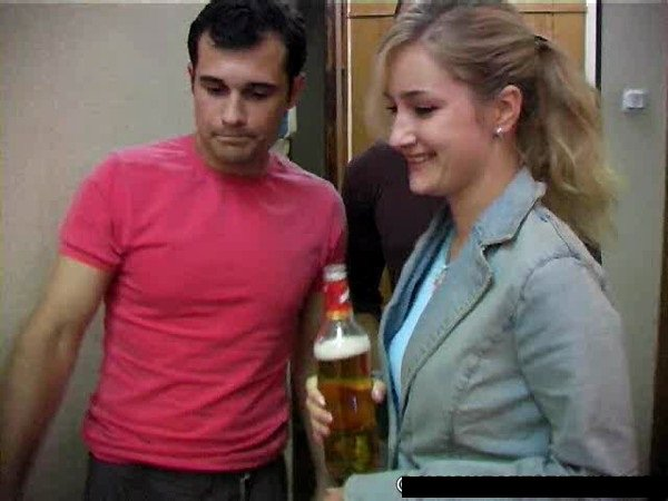 Rapesection: Nadia - Two Guys Fuck Drunked Girl