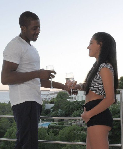 WowGirls: Apolonia - Wihte Teen Have Date With Black Man 720p