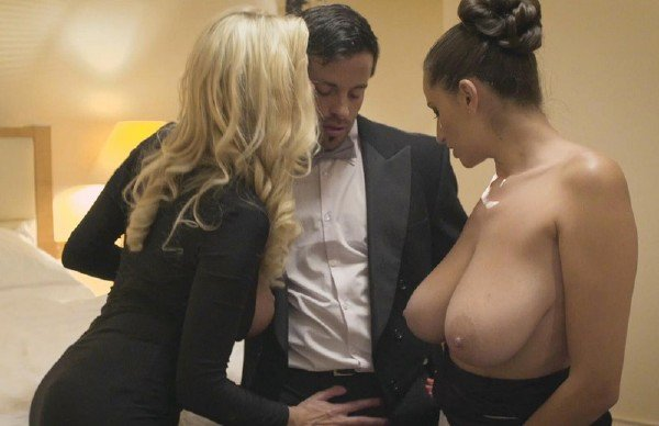 Private: Sensual Jane, Lexi Lowe - Two Hot Milf And Rich Guy