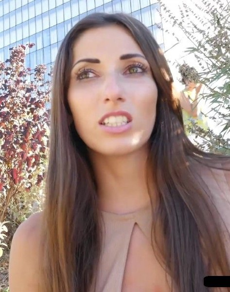 JacquieEtMichelTV: Clea - Two Stranger Pickup Hot Wife In France