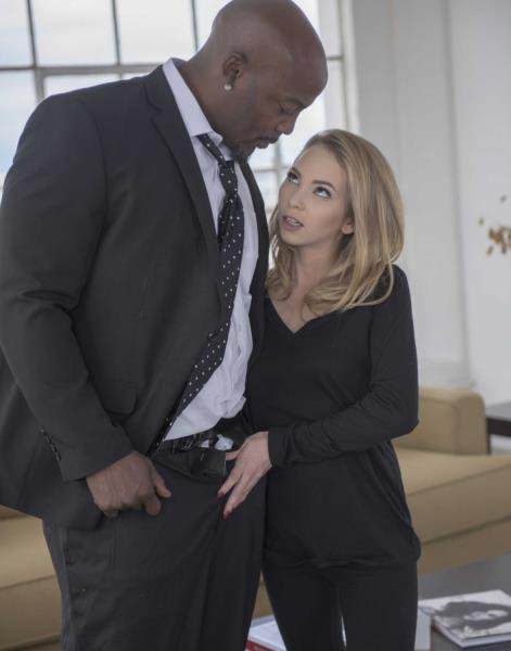 Passion-HD: Angel Smalls - Businessmans Wife Wants To Try BBC Husband Guard 720p