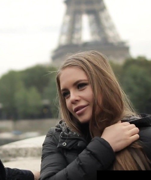 JacquieEtMichelTV: Alessandra - Fuck Hot Student From Paris 1080p