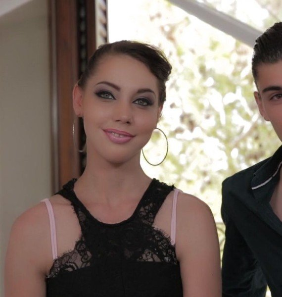 JacquieEtMichelTV: Kimber - Glamour Girl From France Want Dirty Fuck 1080p