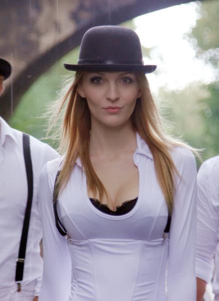 LegalPorn: Belle Claire - The Theater Actress Dp Gang Bang