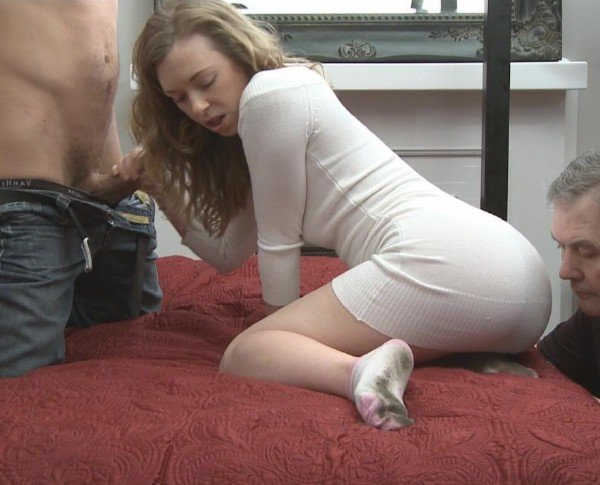 CuckoldPorn: Mistress T - Cuckold Foot Fetish 720p