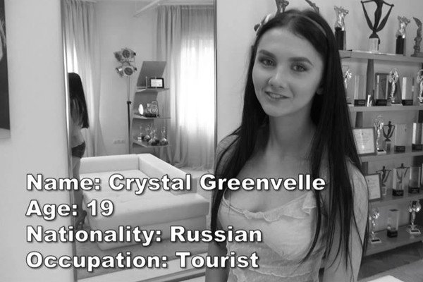 LegalPorn: Crystal Greenvelle - Russian Teen Gang Bang 540p