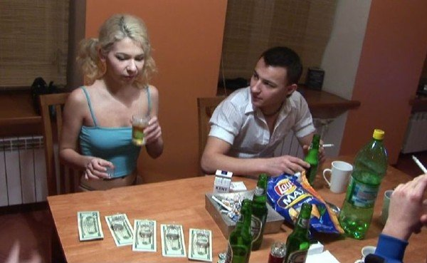 TheyDrunk: Nelly - Group Sex With Russian Drunked Girl