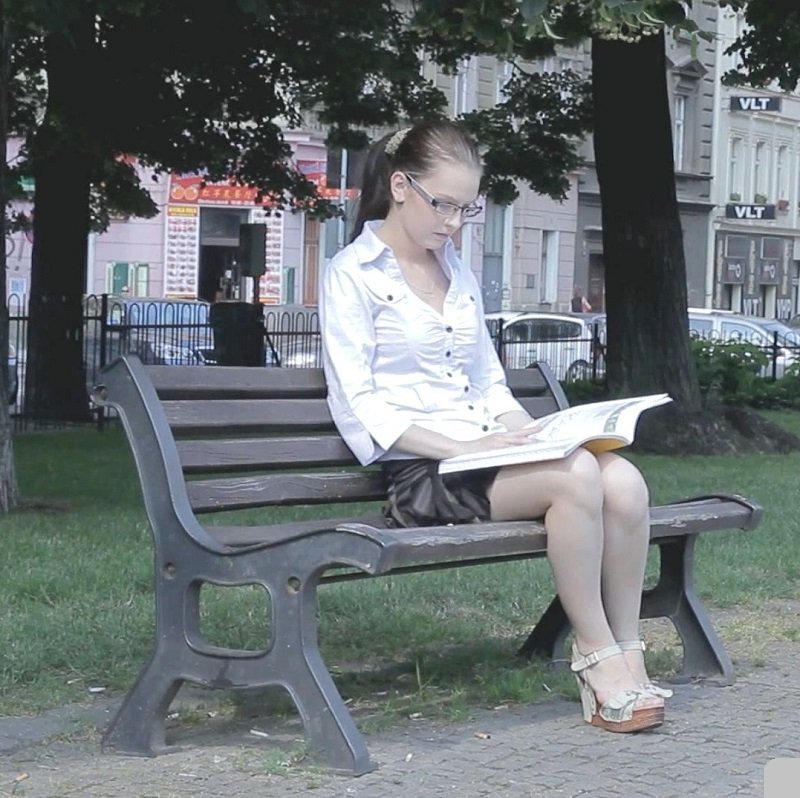 ClubSevenTeen: Lucie - Sex With Nerdy Russian Girl 1080p