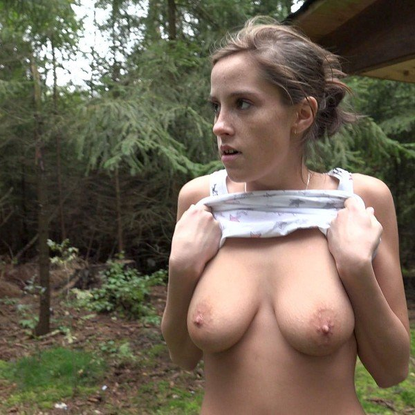 CzechHitchhikers: Anabelle - Teen Fuck With Taxi Driver 1080p