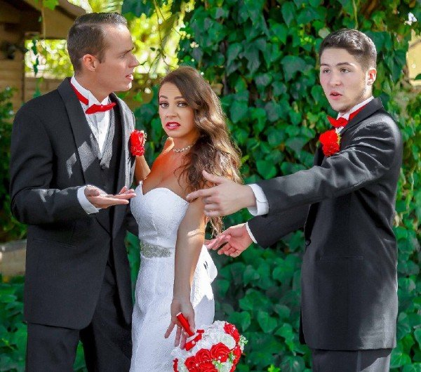 Bang Bros: Casey Calvert - Wedding Sex 480p