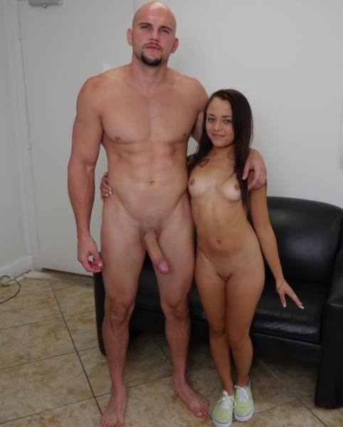 Porn Casting: Holly Hendrix - Anal Sex Casting With Latina Teen 480p
