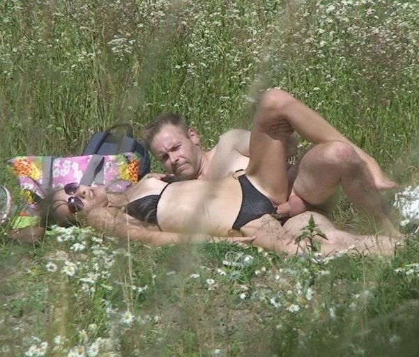 CzechSnooper: Amateur - Sex On The River Spy Cam 1080p