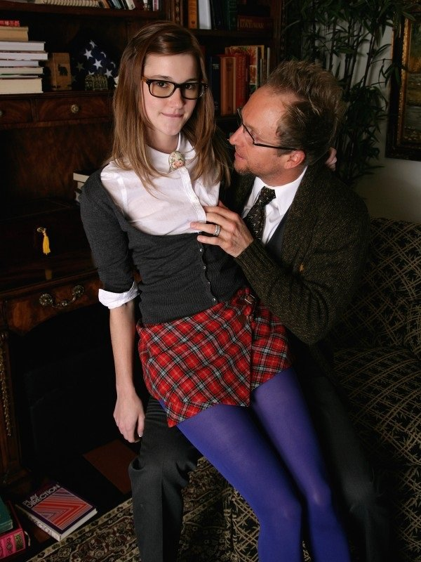 18eighteen: Alaina Dawson - Sex With Shy Nerd Girl 360p