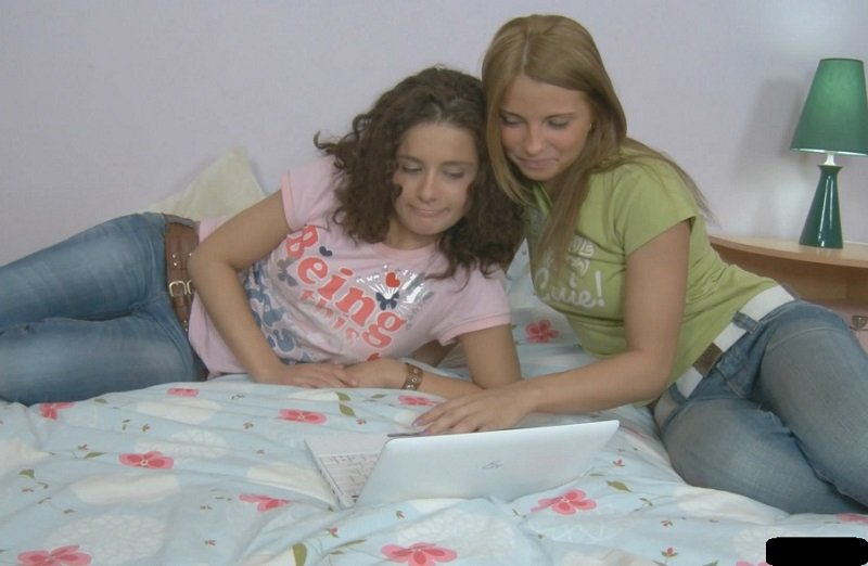 MyTeenVideo: Lara and Francheska - Sex With Two Russian Hot Girl 1080p