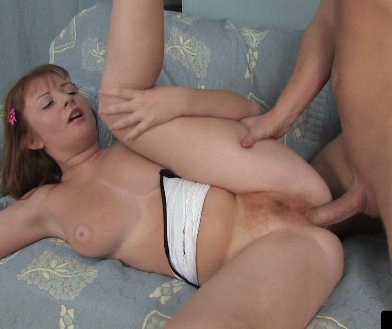MyTeenVideo: Jess - Busty Girl With Redhaired Pussy 720p